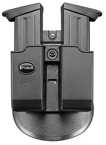 Fobus ROTO Rotation Drehung Doppel magazintasche Mag Pouch Double-Stack .45 Cal Magazine Nicht Glock -