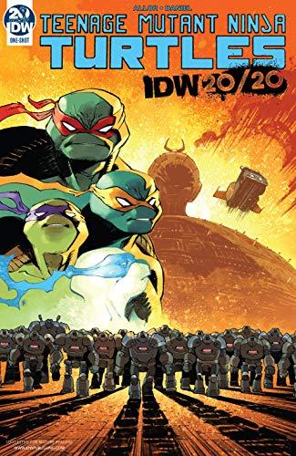 Teenage Mutant Ninja Turtles: IDW 20/20 (English Edition ...