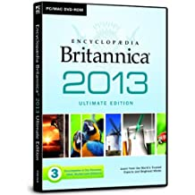 Encyclopaedia Britannica Ultimate 2013