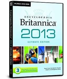 Encyclopaedia Britannica Ultimate 2013