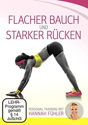 Flacher Bauch & Starker Rücken