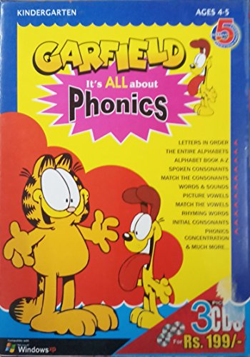 Garfield Phonics