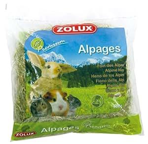 Foin Alpages Premium sac de 500 grs pour rongeur/ZOLUX
