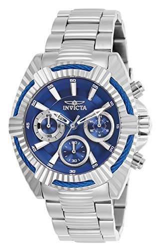 Invicta Women's Analog Quartz Watch with Stainless-Steel Strap 27185