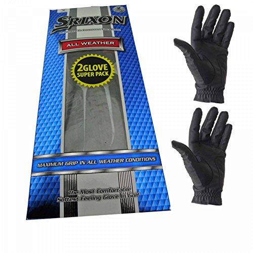 Srixon Lot de 2 gants pour homme (gant gauche pour golfeur...