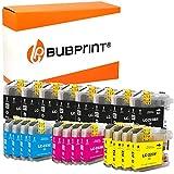 Bubprint 20 Druckerpatronen kompatibel für Brother LC-223 LC-225 LC-227 für DCP-J4120DW DCP-J562DW MFC-J4420DW MFC-J4620DW MFC-J480DW MFC-J5320DW