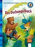 Das Dschungelbuch: Der Bücherbär: Klassiker für Erstleser - Ilse Bintig, Rudyard Kipling