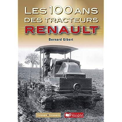 Les 100 ans des tracteurs Renault