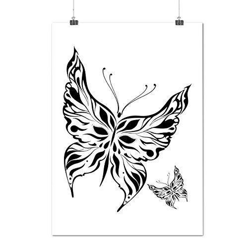 papillon-tatouage-artistique-papillon-de-matte-glace-affiche-a2-60cm-x-42cm-wellcoda