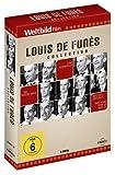 Louis de Funès Collection: Die große Sause - Fünf Glückspilze - Quietsch ... Quietsch ... Wer bohrt denn da nach Öl?