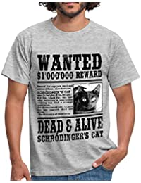 Amazon Fr Le Chat De Schrodinger Spreadshirt Vetements
