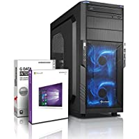 Ultra 8-Kern DirectX 12 Gaming-PC Computer FX 8370E 8x4.30 GHz Turbo - GeForce GTX1060 6GB DDR5 - 16GB DDR3 1600 - 2TB HDD - Windows10 Prof - DVD±RW - USB 3.0 #5107