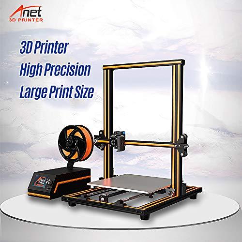 Aibecy Anet E16 DIY 3D-Drucker Hochpräzise Selbstmontage 300 * 300 * 400mm Große Druckgröße Aluminiumlegierung Rahmen LCD Display Auto Faden Fütterung - 5