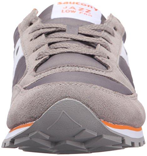 ZAPATILLA SAUCONY S2866-201 JAZZ GREY Grey/White/Orange