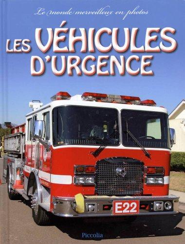 Les véhicules d'urgence par Piccolia