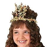 Princess Krone Feen Crown Fasching Halloween Karneval Kostüm Zubehör Mädchen Haarreif
