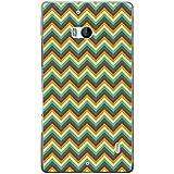 Disagu SF-sdi-4371_799#zub_cc5623 Design Schutzhülle für Nokia Lumia 930 - Motiv ZickZack_01 preiswert