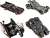 MATTEL Hot Wheels dkl20 – Batman 1: 50 Deluxe Modelos Surtidos ,...