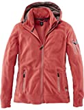 ROADSIGN australia Hooded Fleecejacke High Mountain koralle L