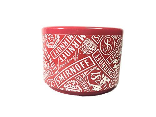 Smirnoff Eisbox 10l Rot