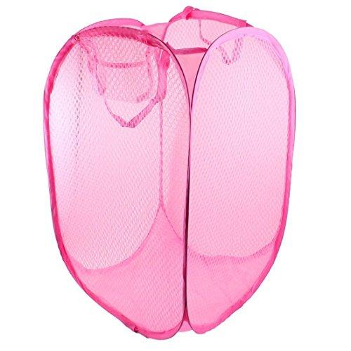 Youzone Household Essentials Toy Basket archiviazione Pop-Up Mesh Paniere delle famiglie sporchi lavanderia dei vestiti (Basket Archiviazione)