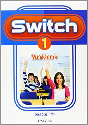 Switch 1: Workbook Spanish Pack (ES) - 9780194851299