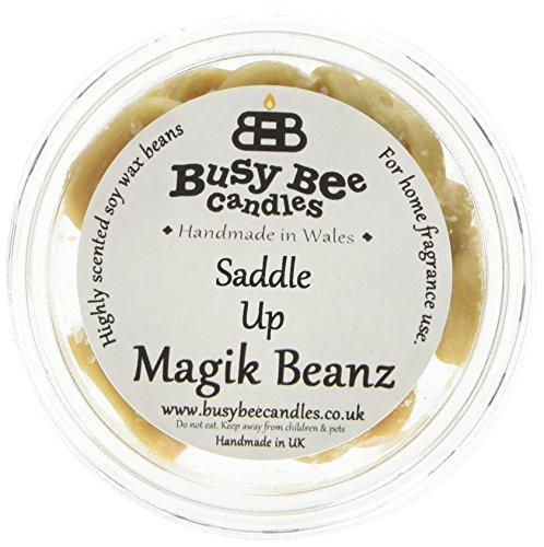 Scheda dettagliata Busy Bee Candles Magik Beanz stacca, Colore: Giallo, Set da 6