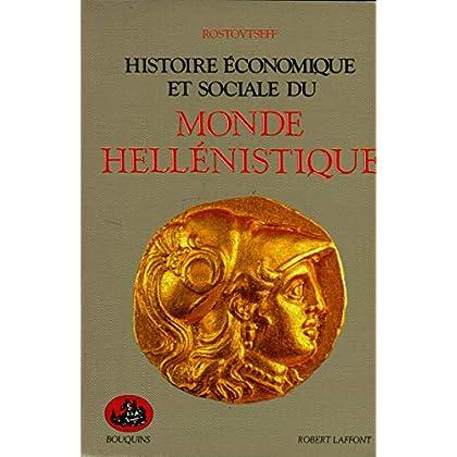 Histoire économique et sociale du monde hellénistique
