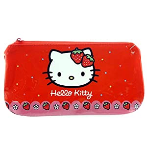 Copywritte Hello Kitty Estuches, 19 cm, Rojo