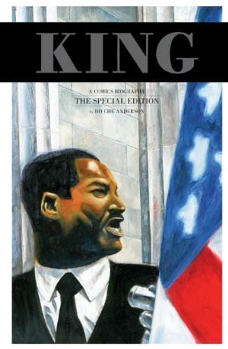 King: A Comics Biography, Special Edition by Ho Che Anderson (2010-02-28)