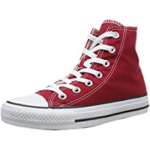 72ac47df3e Converse Unisex-Erwachsene Chuck Taylor All Star - Hi High-Top grün