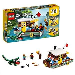 LEGO Creator - Casa galleggiante, 31093 LEGO