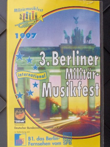 3. Berliner Militär-Musikfest International 1997