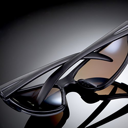 iLove EU Herren Damen Polarisierte Fahrradbrille - 6