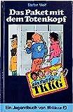 Ein Fall für TKKG, Bd.4, Das Paket mit dem Totenkopf