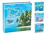 wellgro® Album Beaches–per 200foto 10X 15–22,5x 23cm (H x L)