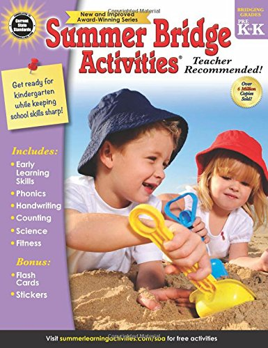 Summer Bridge Activities, Grades PK - K