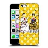 Head Case Designs Offizielle Frida Kahlo Gelbem Hintergrund Selbstporträts Ruckseite Hülle für Apple iPhone 5c
