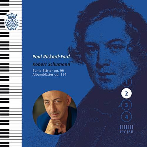 Robert Schumann: Albumblätter op.124 - 29. Botschaft - mit zartem Vortrag Botschaft Blättern