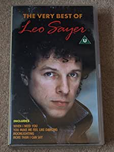 Leo Sayer - The Very Best Of (1988) [VHS] [1983]