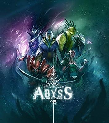Asmodee - Jeu de Stratégie - Abyss