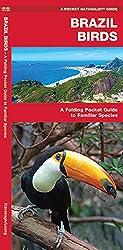 Brazil Birds: A Folding Pocket Guide to Familiar Species (A Pocket Naturalist Guide)