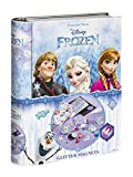 Totum 680197 - Disney Frozen, Die Eiskönigin Glitzermagnete Bastel Set