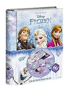 Disney Frozen - CREA Tus imanes, Caja Metal (Totum 680197)