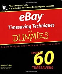 eBay Timesaving Techniques For Dummies (For Dummies (Computers))