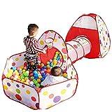 Sajani 3 in 1 Portable Baby Playpen Children Kids Ball Pool Foldable Pop