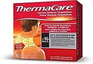 THERMACARE Parche Térmico Terapéutico - 6 parches -Para El Dolor de Cuello, Hombro y Muñeca - Alivio Prolongad