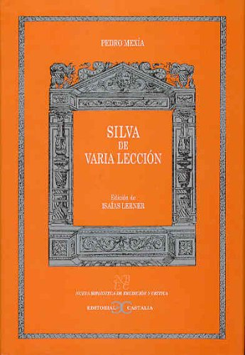 Silva de Varia leccion Cover Image