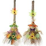 AIPINQI Decorazioni di Halloween, di Appendere Decorazioni di Halloween Spaventoso Halloween Decor Rotto Mani e Piedi per Outdoor, Indoor, Party Broom