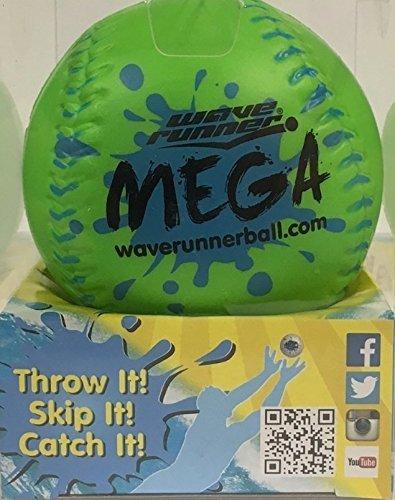 wave-runner-sport-ball-baseball-green